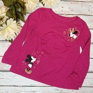 Jumping Beans   Disney Minnie Mickey Mouse T-Shirt
